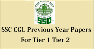 Ssc Cgl Previous Year Solved Question Papers Pdf