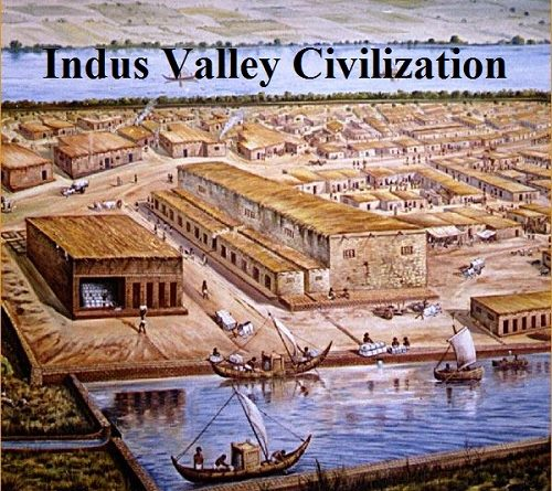 indus valley civilization pdf for ssc